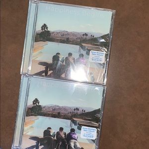 2 New Jonas Brothers Cds (Happiness Begins)